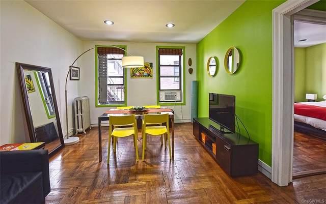 825 Walton Avenue 1D, Bronx, NY 10451 (MLS #H6143647) :: Team Pagano