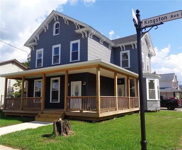 33 Kingston Avenue, Port Jervis, NY 12771 (MLS #H6143706) :: Goldstar Premier Properties