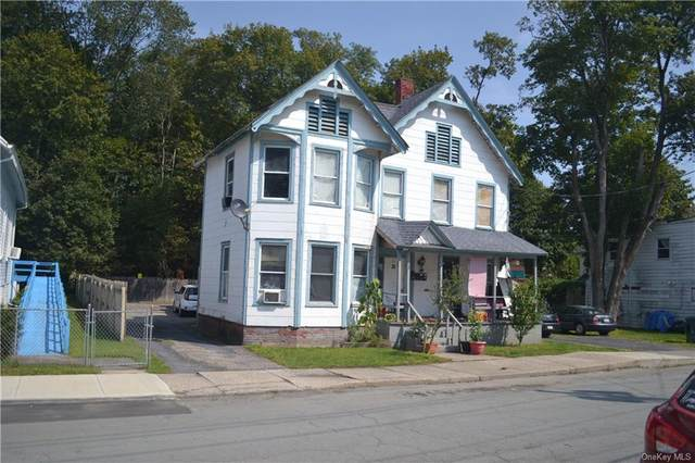 22 Franklin Street, Port Jervis, NY 12771 (MLS #H6143775) :: Goldstar Premier Properties