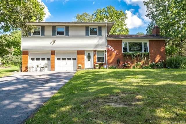 16 Manor Drive W, Poughkeepsie, NY 12603 (MLS #H6143776) :: Team Pagano