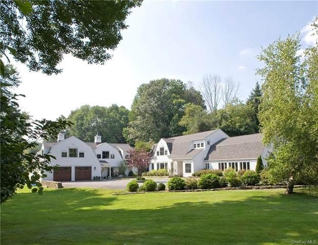 446 Long Ridge Road, Pound Ridge, NY 10576 (MLS #H6143810) :: Mark Boyland Real Estate Team