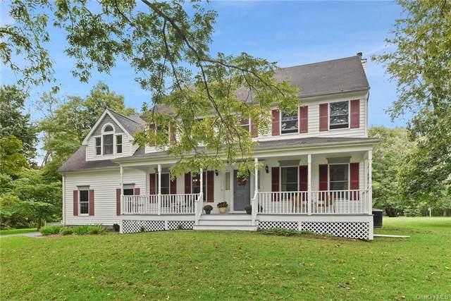 130 Oscaleta Road, South Salem, NY 10590 (MLS #H6143818) :: Signature Premier Properties