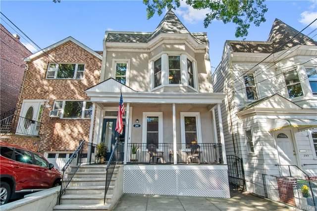 241 E 235th Street, Bronx, NY 10470 (MLS #H6143857) :: Kendall Group Real Estate | Keller Williams