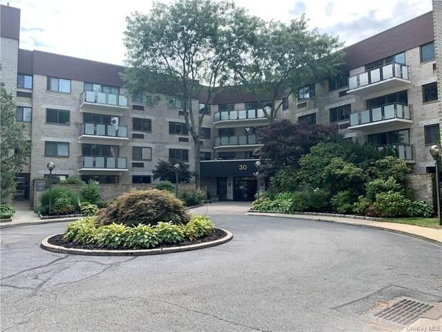 30 Greenridge Avenue 4F, White Plains, NY 10605 (MLS #H6143979) :: Cronin & Company Real Estate