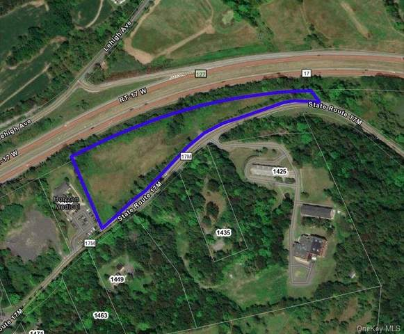 State Route 17M, Chester, NY 10918 (MLS #H6144071) :: Goldstar Premier Properties