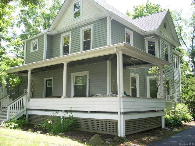 22 Dubois Street, Wallkill, NY 12589 (MLS #H6144104) :: Cronin & Company Real Estate