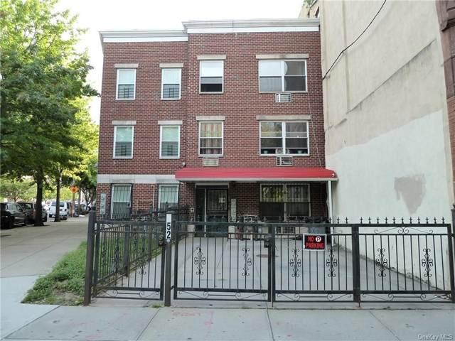 652 Crotona Park S, Bronx, NY 10456 (MLS #H6144121) :: Kendall Group Real Estate | Keller Williams