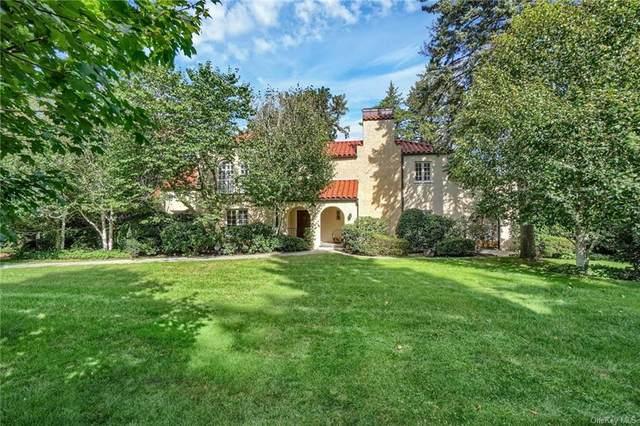 10 Eastway, Bronxville, NY 10708 (MLS #H6144180) :: Cronin & Company Real Estate