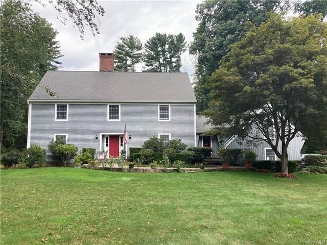 100 Bouton Road, South Salem, NY 10590 (MLS #H6144278) :: Signature Premier Properties