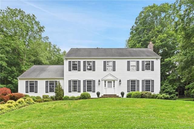 376 Pine Brook Road, Bedford, NY 10506 (MLS #H6144368) :: Goldstar Premier Properties