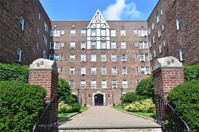 25 Parkview Avenue 1B, Bronxville, NY 10708 (MLS #H6144432) :: Cronin & Company Real Estate