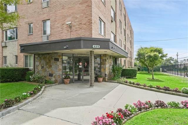 420 Palisade Avenue 4H, Yonkers, NY 10703 (MLS #H6144842) :: The McGovern Caplicki Team
