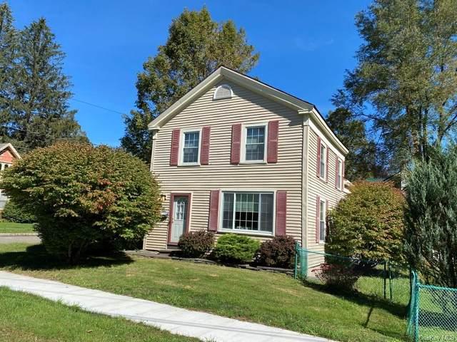 10 Wheeler Street, Deposit, NY 13754 (MLS #H6144922) :: Goldstar Premier Properties