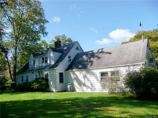 11 E Mountain Road, Katonah, NY 10536 (MLS #H6144933) :: Mark Boyland Real Estate Team