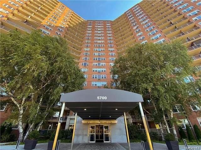 5700 Arlington Avenue 22R, Bronx, NY 10471 (MLS #H6145119) :: Cronin & Company Real Estate