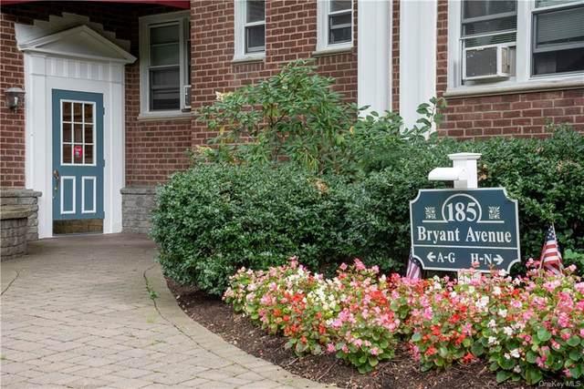 185 Bryant Avenue 1C, White Plains, NY 10605 (MLS #H6145169) :: Cronin & Company Real Estate