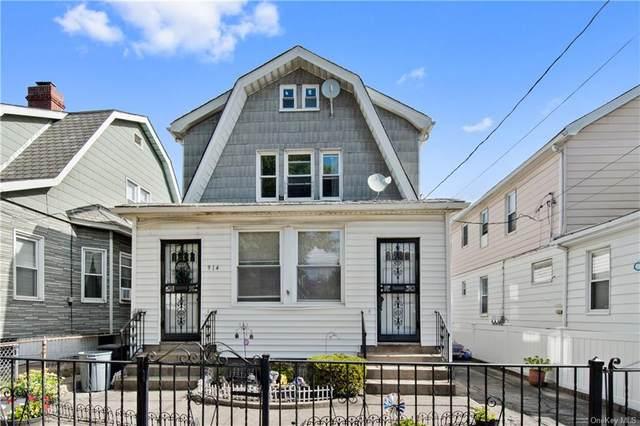 914 Edison Avenue, Bronx, NY 10465 (MLS #H6145171) :: Goldstar Premier Properties