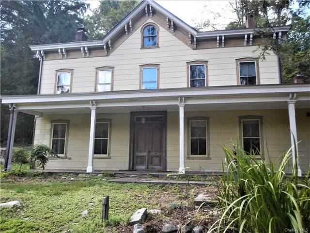 201 Oscawana Lake Road, Putnam Valley, NY 10579 (MLS #H6145376) :: Carollo Real Estate