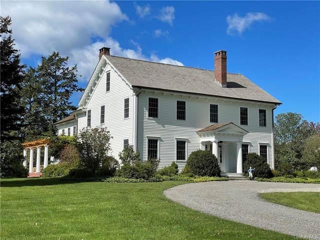 687 Old Quaker Hill Road, Pawling, NY 12564 (MLS #H6145402) :: Cronin & Company Real Estate