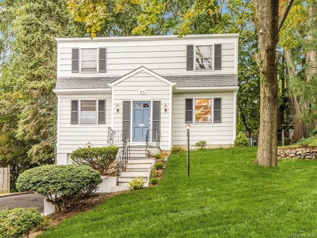 85 Woodruff Avenue, Scarsdale, NY 10583 (MLS #H6145429) :: Cronin & Company Real Estate
