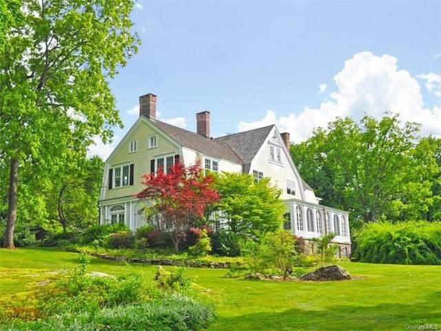 54 Tower Hill Road E, Tuxedo Park, NY 10987 (MLS #H6145606) :: Cronin & Company Real Estate