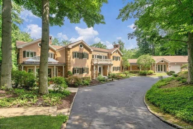 9 Stallion Trail, Greenwich, CT 06831 (MLS #H6145621) :: Cronin & Company Real Estate