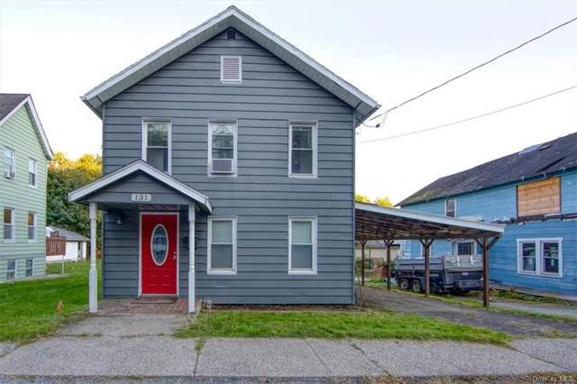 131 Orange Avenue, Walden, NY 12586 (MLS #H6145945) :: Cronin & Company Real Estate