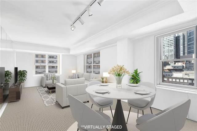 220 E 60th Street Ph 14Cd, New York, NY 10022 (MLS #H6145997) :: Cronin & Company Real Estate