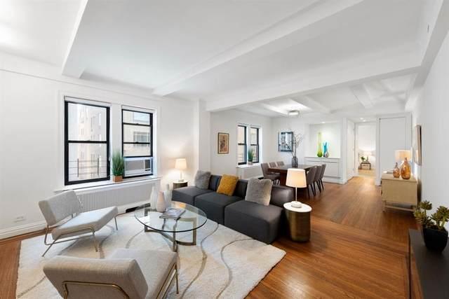 17 W 71st Street 9D, New York, NY 10023 (MLS #H6146022) :: Cronin & Company Real Estate