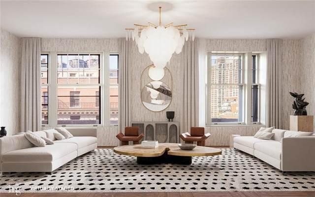 555 Park Avenue 12W, New York, NY 10065 (MLS #H6146023) :: Cronin & Company Real Estate