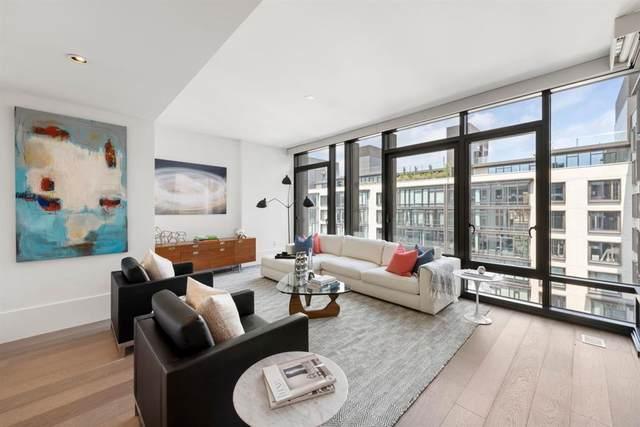 429 Kent Avenue D715, Brooklyn, NY 11249 (MLS #H6146029) :: Cronin & Company Real Estate