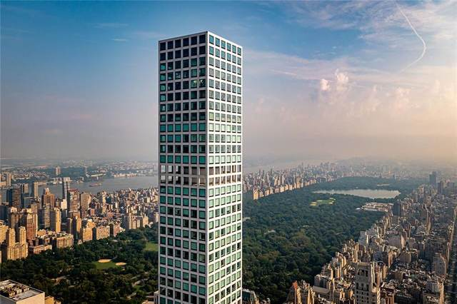 432 Park Avenue Penthouse, New York, NY 10022 (MLS #H6146051) :: Signature Premier Properties