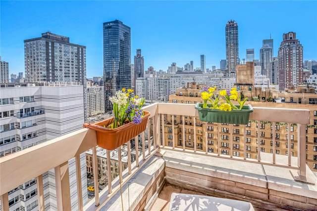 200 E 69th Street 20B, New York, NY 10021 (MLS #H6146059) :: Cronin & Company Real Estate