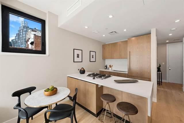 550 Metropolitan Avenue 3B, Brooklyn, NY 11211 (MLS #H6146307) :: Cronin & Company Real Estate