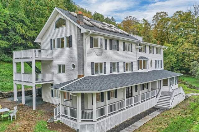 116 Spring Glen Road, Mountain Dale, NY 12763 (MLS #H6146326) :: Cronin & Company Real Estate
