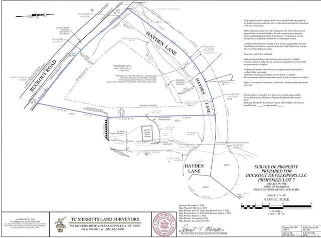 Lot #7 Hayden Lane, West Harrison, NY 10604 (MLS #H6146460) :: Goldstar Premier Properties