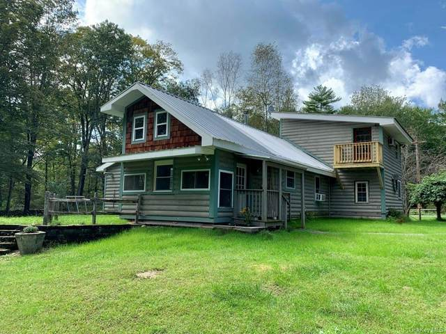 157 Woodland Road, Stone Ridge, NY 12484 (MLS #H6146478) :: Corcoran Baer & McIntosh