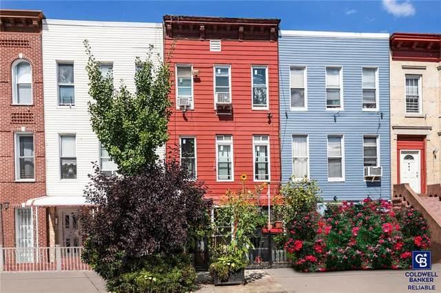 691 Macdonough Street, Brooklyn, NY 11233 (MLS #H6146498) :: Goldstar Premier Properties