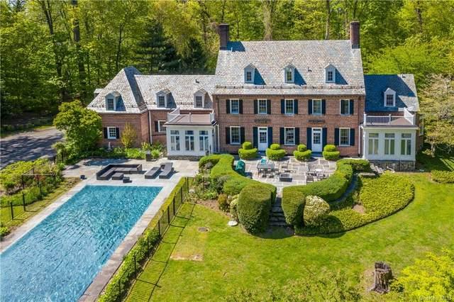 10 Woods End, Rye, NY 10580 (MLS #H6146650) :: Goldstar Premier Properties
