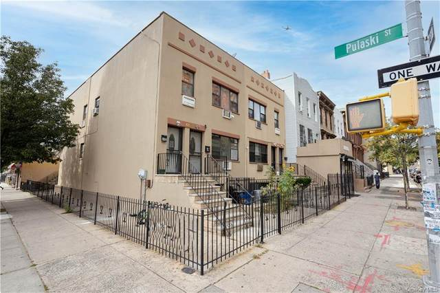 102 Lewis Avenue, Bed-Stuy, NY 11206 (MLS #H6146841) :: Cronin & Company Real Estate