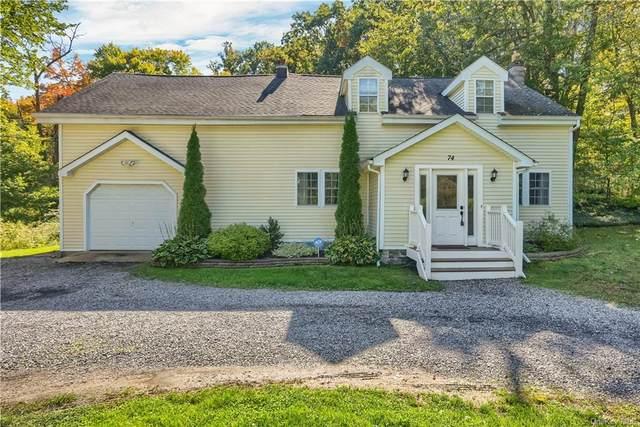 74 N Cross Road, Staatsburg, NY 12580 (MLS #H6146934) :: Cronin & Company Real Estate