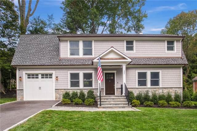 32 Whippoorwill Road E, Armonk, NY 10504 (MLS #H6146994) :: Mark Seiden Real Estate Team