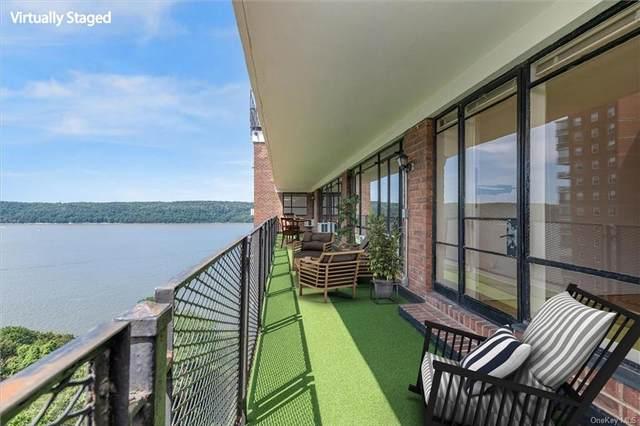 2727 Palisade Avenue 15FG, Bronx, NY 10463 (MLS #H6146996) :: Goldstar Premier Properties