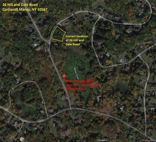 26 Hill & Dale Road, Cortlandt Manor, NY 10567 (MLS #H6147344) :: Mark Seiden Real Estate Team