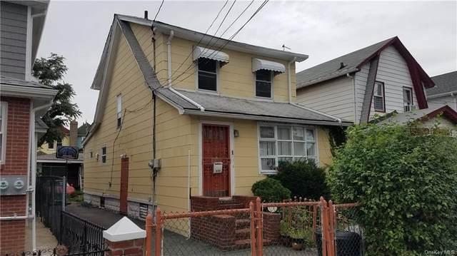 606 E 49th Street, East Flatbush, NY 11203 (MLS #H6147480) :: Cronin & Company Real Estate
