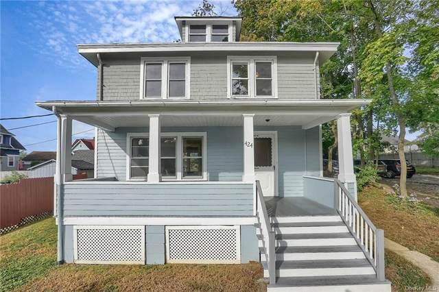 424 Ringgold Street, Peekskill, NY 10566 (MLS #H6147623) :: Cronin & Company Real Estate