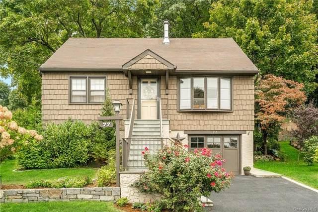77 Blanchard Avenue, Dobbs Ferry, NY 10522 (MLS #H6147729) :: Carollo Real Estate