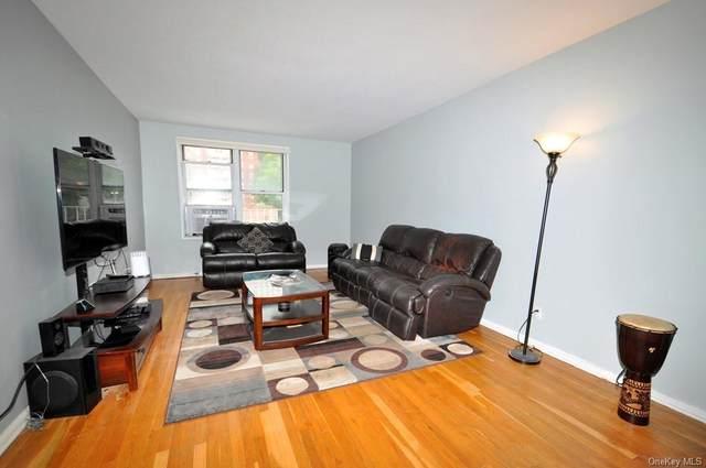 491 Riverdale Avenue 2E, Yonkers, NY 10705 (MLS #H6147778) :: Cronin & Company Real Estate