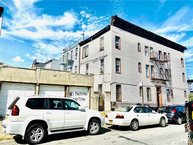 1088 Herkimer Street, Bed-Stuy, NY 11233 (MLS #H6147790) :: Cronin & Company Real Estate