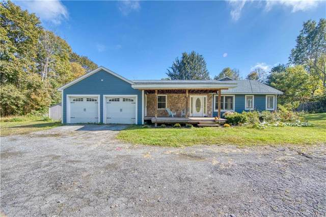 2178 Route 44, Pleasant Valley, NY 12569 (MLS #H6147845) :: Cronin & Company Real Estate